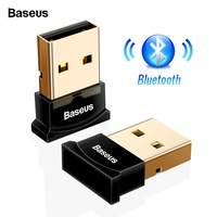 Baseus USB Bluetooth Adapter Dongle For Computer PC PS4 Mouse Aux Audio Bluetooth 4.0 4.2 5.0