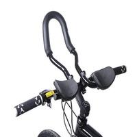 Cycling Bike Bicycle MTB Aluminum Alloy Triathlon Aero Rest Bar Relaxation Handlebar