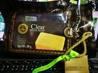 ❤จัดส่งฟรี❤สบู่เคลียร์ สปอต ตำหรับสูตร มาดามเฮง Clear Spots Soap 250g แพคละ 1 ก้อนใหญ่