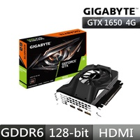 現貨附發票 GIGABYTE 技嘉 GTX 1650 MINI ITX OC 4G GV-N1650IXOC-4GD