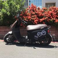預購 gogoro2 防刮車罩 防刮車套 黑色狗掌 一般版