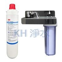 【KH淨水】3M商用淨水器EP25除鉛型濾心2道白鐵吊片淨水器2850元(全配件,可取代愛惠浦S100及S104)