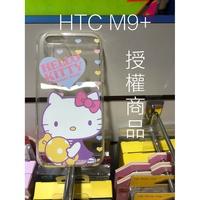 """""""扛壩子"""" 授權商品 HELLO KITTY HTC M9+ M9 PLUS卡通殼 手機殼 防摔殼 保護套 可愛"""