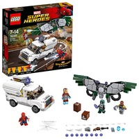 Watch out for LEGO Super Heroes Vulture 76083