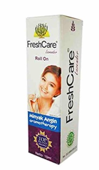 Freshcare Aromatheraphy roll on oil Lavender