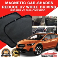 Subaru XV 2nd Gen 2018 Magnetic Sunshade