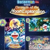 Doraemon Ezlink Card ( Chronicle of the Moon Exploration)