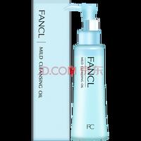 日本fancl芳珂卸妆油120ml深层清洁无添加温和净化卸妆油女 120ml