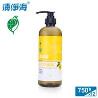 清淨海 檸檬系列環保洗髮精 750g(12入)