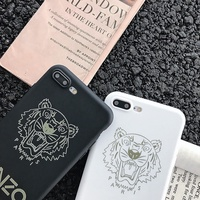 VIVO Y71 V7 Plus Y81 Case Tide Brand Tiger Phone Case Cover