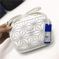 Adidas Official Shoulder Bags Adidas 3d Roll Top Discounted Bag White