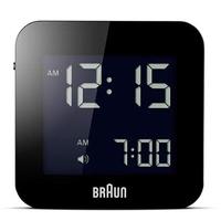 Braun BNC008BK 時鐘 / 鬧鐘 LCD Quartz Alarm Clock