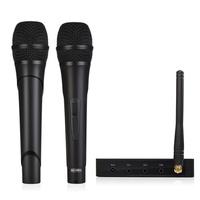 【免運】智能電視唱歌卡拉ok專用無線麥克風 小米樂視盒子K歌家用ktv話筒
