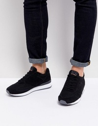 Superdry Retro Sneakers In Black