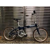 【 專業二手腳踏車買賣 】DAHON VD7 20吋7段變速 鋁合金 折疊腳踏車 二手小折 二手摺疊車 D7 SD7