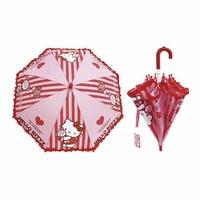 Hello Kitty 小童傘(雨傘/兒童直傘)446-65330★衛立兒生活館★