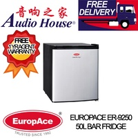 EUROPACE ER-9250 50L BAR FRIDGE *** 1 YEAR EUROPACE WARRANTY *** FREE DELIVERY !!