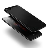 蘋果7背夾行動電源6超薄iPhone6s專用8p電池plus手機 LOLITA
