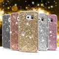 Luxury Soft Bling Case For Samsung Galaxy S9 Plus A8 Plus 2018 S8 Plus S8 J320 A3 A5 A7 J1 2016 S4 S5 S6 S7 Edge Cover Protector (This Product Link Only For Samsung Galaxy S8 Plus)