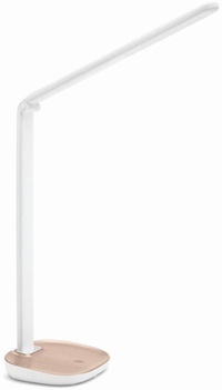 [Home] Philips 66013 Jarita LED Desk Lamp Light Weight Design (Silver)