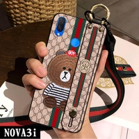 European Style New Shockproof TPU Silicone Case For Huawei Nova 3i Phone Cases