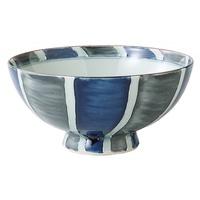 【西海陶器】有田燒特大飯碗375ml ‧一珍二色濃
