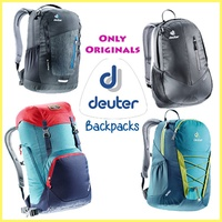 Deuter Backpacks Bags Haversack For School Laptops Outdoors : X-Hippack L Tommy GoGo Nomi and more!