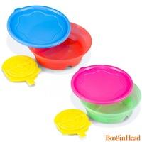 BooginHead 附蓋防滑學習握杯餐碗