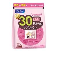 「現貨」Fanel 芳珂28-35歲女性專用 女性30 綜合維他命