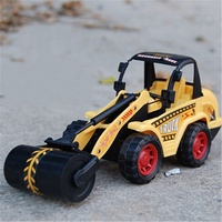 Model Farmland Tractor Truck Engineering Vehicles Boy Kids Gifts Bulldozer Models Toy Large Diecast