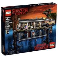 樂高 LEGO 怪奇物語 STRANGER THINGS 顛倒世界 THE UPSIDE DOWN 現貨 75810