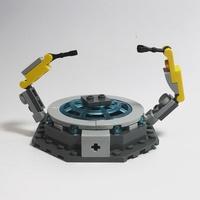 [JCS] LEGO 樂高 76125 機甲平台 (無附人偶)