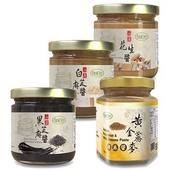 《樸優樂活》經典好醬組(石磨黑/白芝麻醬+花生醬+蕎麥胡麻醬)