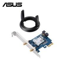 ★24期0利率★ASUS PCE-AC58BT AC2100雙頻PCI-E無線網路卡/AX搭配首選/160MHz/1.73Gbps/MU-MIMO/藍芽5.0