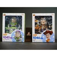 (參號倉庫) 現貨 黏土人 日版 GSC 1046-DX 胡迪 1047-DX 巴斯光年 迪士尼 玩具總動員