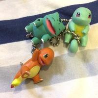 絕版 妙娃種子 傑尼龜 小火龍 神奇寶貝扭蛋 寶可夢扭蛋