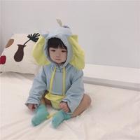 🔺現貨66🔹可愛的小飛象包屁衣🔹