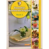 Essential Restaurant English Book1(二手書)