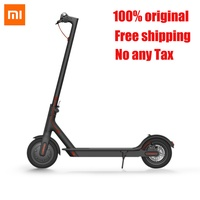 100% Original Xiaomi M365 Electric Scooter Smart Folding Scooter Mileage with E-ABS Kinetic Energy Recovery System Skateboard