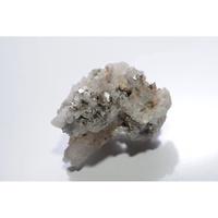 黃鐵礦.白水晶.共生體原石原礦.晶簇.擺件