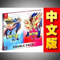 【東晶電玩】 預購11/15 發售 Switch NS 神奇寶貝 精靈寶可夢 劍 + 盾 中文版