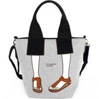 Japan Mis Zapatos Tide Bag Hand Shoulder Bag Handbag Trend - intl