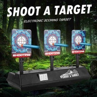 Wilk Electric Shooting Targets Auto Reset for Nerf Guns Toy Gun