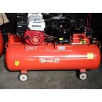 【大也】6.5HP 150公升輪胎充氣泵不用電的空壓機/不用電的空壓機氣泵/汽油機式空壓機