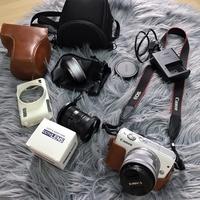 กล้องถ่ายรูป Canon EOS M10 พร้อมเลนส์ แถมอีก 2 เลนส์