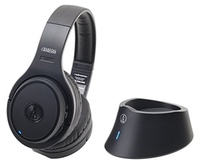 [iroiro] audio technica audio-technica closed wireless headphone system black ATH-DWL500 BK