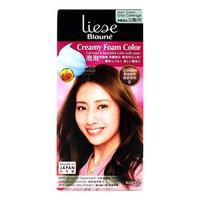 Liese Blaune Creamy Foam Hair Colour - Golden Brown (