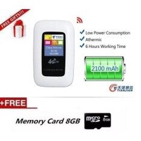 100Mbps 4G Lte Router Wireless Portable 4G Wifi Router Hotspot Wifi Router With Sim Card Slot