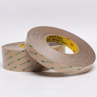 『膠帶便利貼』3M 9495LE PET透明雙面膠帶 可以黏接粗糙、彎曲或非平面的物体3M300LSE系列