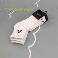 NIKE JORDAN JUMPMAN ANKLE 白襪 襪子 短襪 裸襪 運動襪 籃球襪 白色 SX5546-018